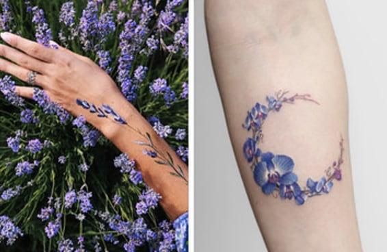 """27 tatuagens botânicas que vão deixar os pais de plantas dizendo """"quero!"""""""