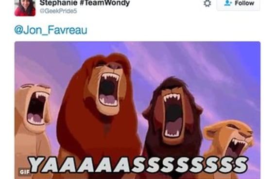 As pessoas ficaram muito empolgadas que haverá um remake de 'O Rei Leão'
