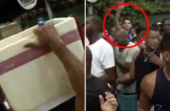 Este vídeo é o resumo da doideira que é o carnaval de Salvador