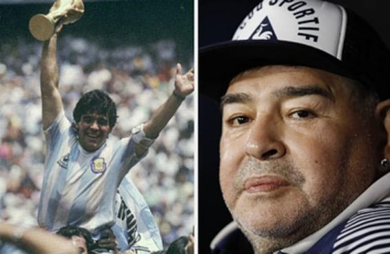 Diego Maradona, lenda do futebol, morre aos 60 anos