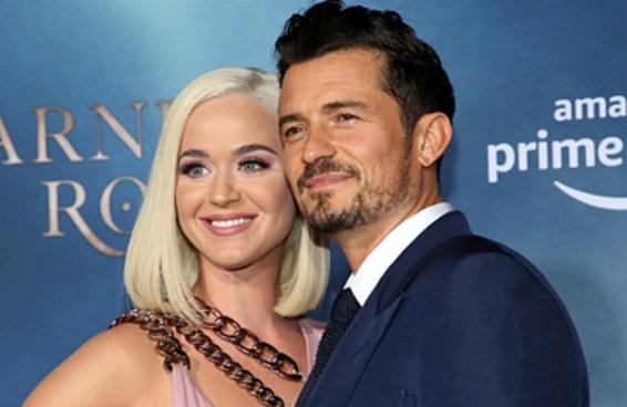 Katy Perry deu à luz uma menina, e o nome dela é fofo demais