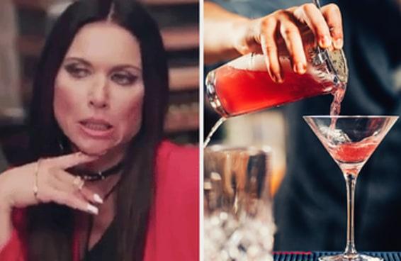 Este garçom secretamente serviu drinks SEM álcool a uma cliente grávida depois dela pedir drinks COM álcool, e foi a maior confusão
