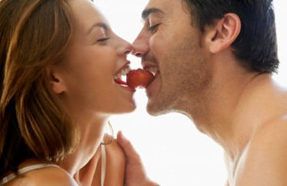 Diga o que gosta de comer e diremos com quantas pessoas você já transou
