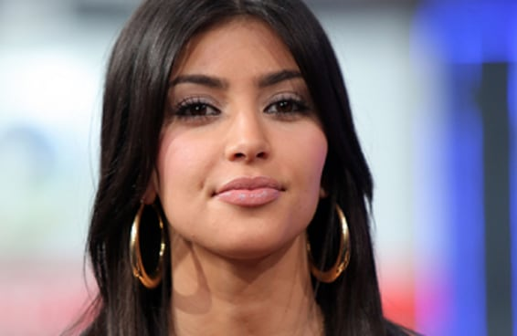 22 fotos que provam que Kim Kardashian já foi gente como a gente