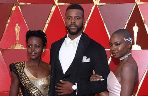 O Oscar deste ano aconteceu em Wakanda e eu tenho fotos para provar