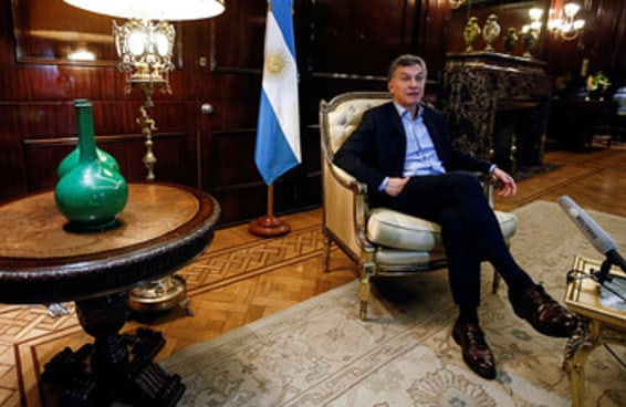 Macri defende referendo na Venezuela e acusa ex-governo argentino de maquiar estatísticas