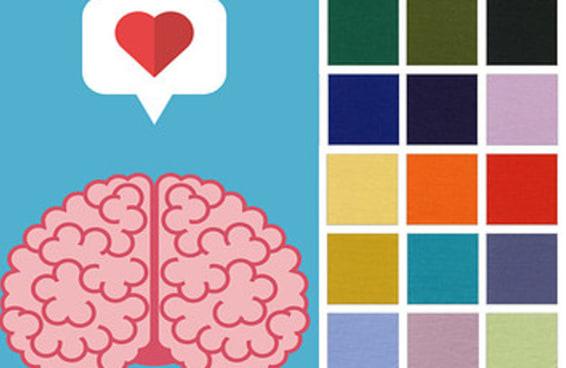 Este teste sobre cores vai dizer se você é mais racional ou emocional