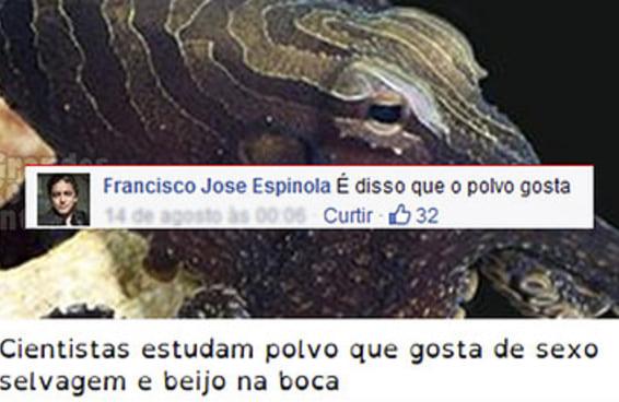 Este homem é o melhor comentarista de notícias do Brasil