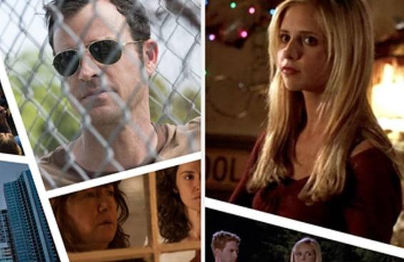 13 séries de TV para quem gosta muito do tema super-heróis
