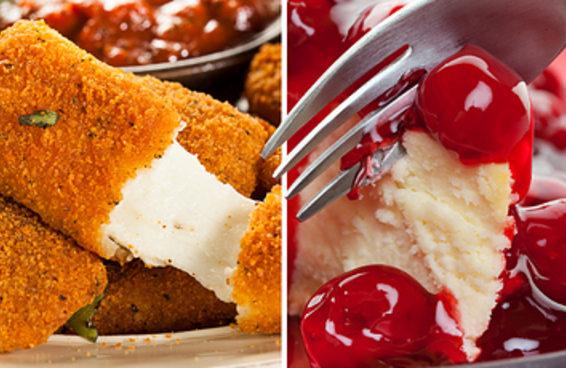 Todo mundo tem um paladar doce ou salgado – e o seu?