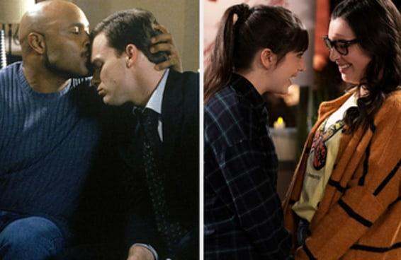 Precisamos exaltar estes 23 casais LGBTI+ incríveis da televisão