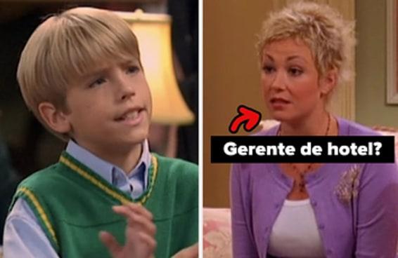 Você se lembra quais eram as profissões dos adultos nas séries do Disney Channel?