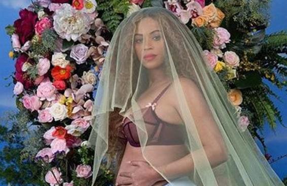 A Beyoncé acabou de anunciar que está grávida de gêmeos