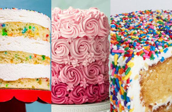 Monte um bolo e diremos se você está encalhado(a)