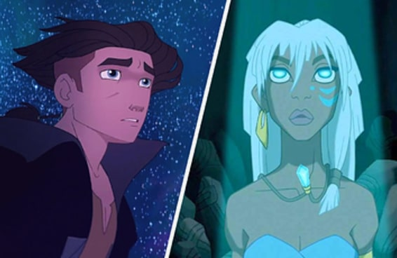 Escolha algumas coisas da Disney, e revelaremos o filme menos conhecido da Disney que você precisa assistir