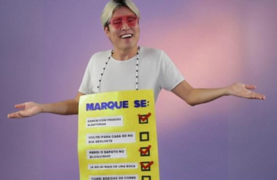 Como fazer uma fantasia de teste do BuzzFeed para sair no Carnaval