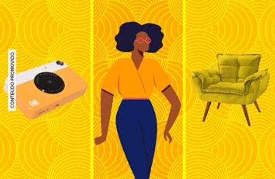 21 itens para pessoas apaixonadas pela cor amarela