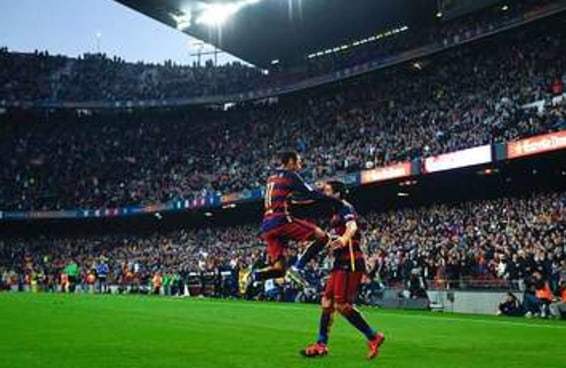 O gol que Neymar fez pelo Barcelona é uma obra prima que merece replay