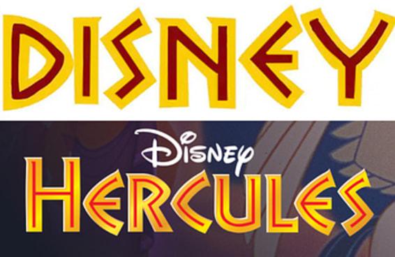 Será que você consegue identificar estes filmes da Disney só pela fonte?