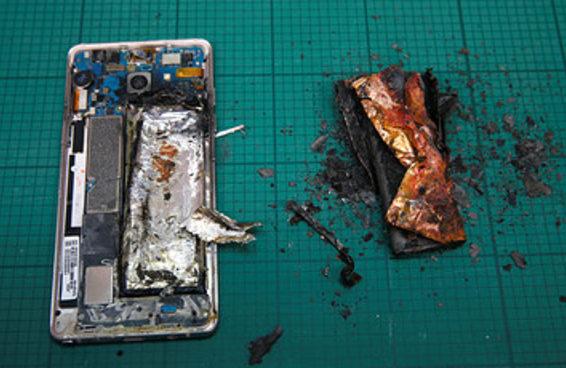 Samsung ainda não sabe o que causou as explosões do Galaxy Note 7