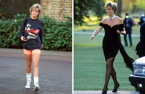 16 visuais da Princesa Diana que não saem da minha cabeça