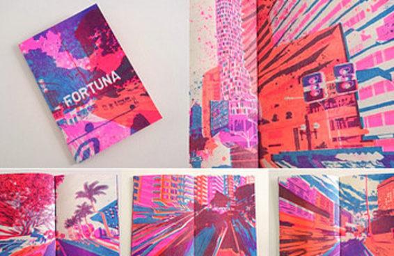 20 provas de que arte impressa é uma solução muito descolada para decoração