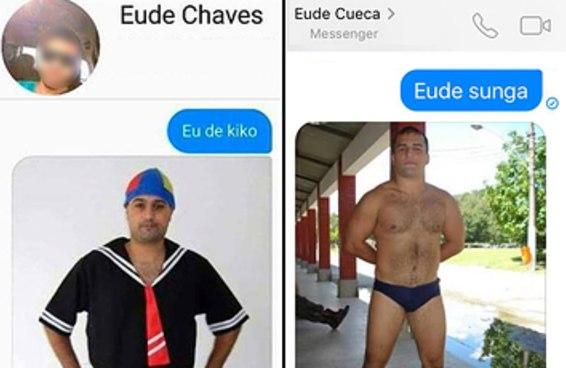 Pessoas chamadas Eude estão recebendo mensagens doidas no Facebook
