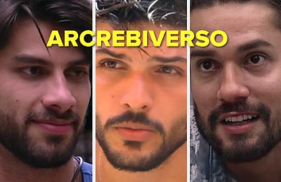Você consegue diferenciar os membros do Arcrebiverso?