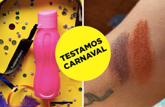 Coisas legais para você testar neste Carnaval