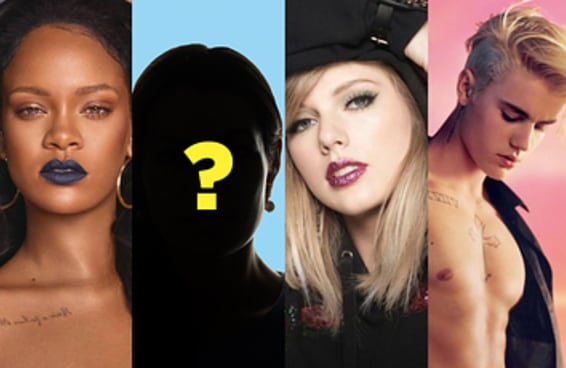 Uma artista brasileira está prestes a ultrapassar a Rihanna no ranking do YouTube