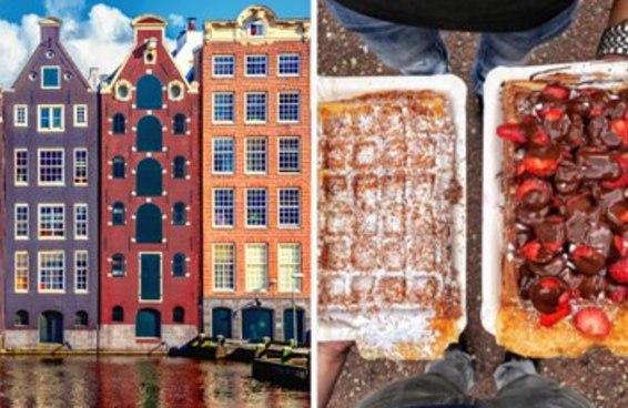 21 motivos para colocar Amsterdã na sua lista de viagens do sonhos
