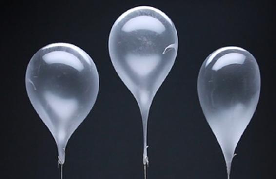 Esses balões de hélio comestíveis são uma sobremesa do futuro