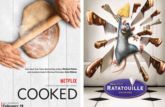 14 séries e filmes na Netflix para quem ama comida