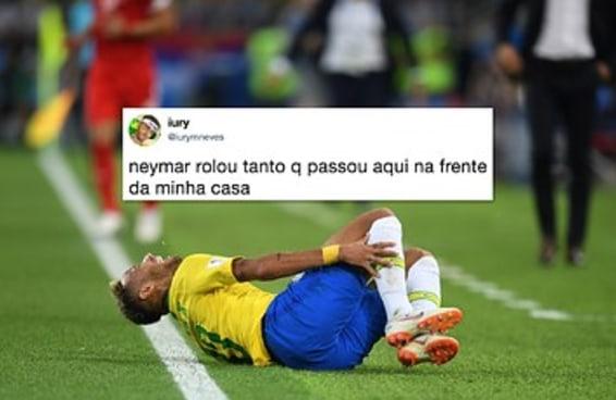 22 tuítes sobre Brasil x Sérvia mais gostosos do que ver a Alemanha eliminada
