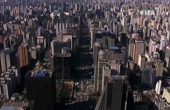 13 filmagens aéreas deslumbrantes da cidade de São Paulo