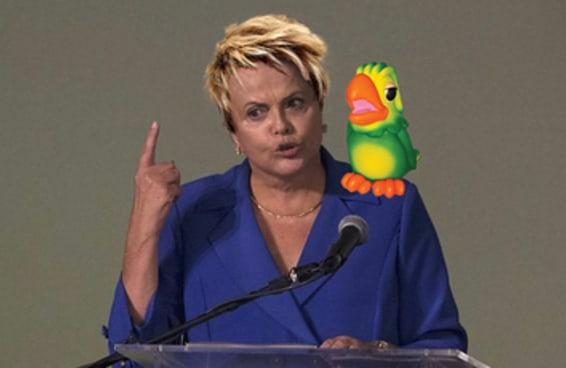 10 looks da Dilma para a internet opinar à vontade