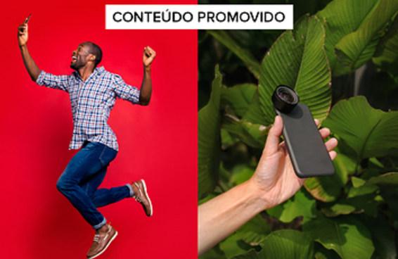 Acessórios para tirar fotos INACREDITÁVEIS com o celular
