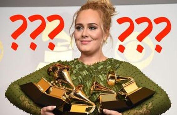 Você sabe quantos prêmios estes artistas ganharam no Grammy?