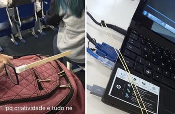 27 imagens para mostrar que a gambiarra é o que move o Brasil desde 1500