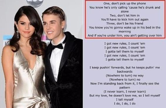 Selena Gomez aparentemente não está seguindo as regras da Dua Lipa