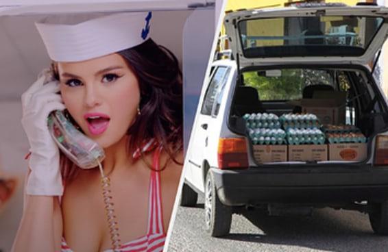 Que carro de venda de comida é você?