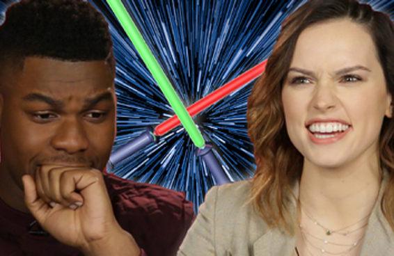 """Qual personagem da nova trilogia de """"Star Wars"""" você é?"""