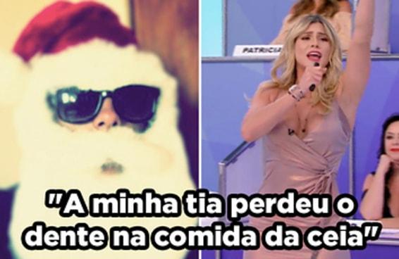 14 histórias que resumem a doideira que é o Natal numa casa brasileira