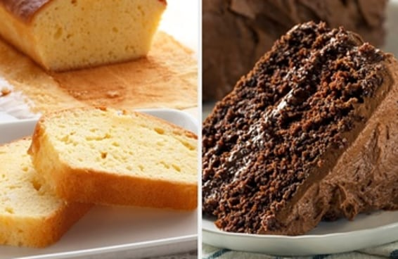 Este teste rápido sobre bolos revelará seu sabor preferido e o menos preferido