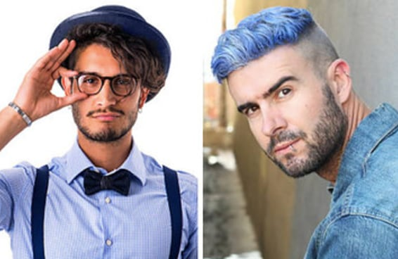 Monte um namorado básico e te daremos um namorado hipster