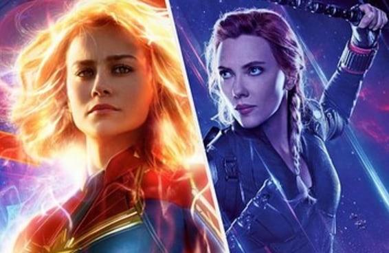 Todo mundo é um combo de duas mulheres fodonas da Marvel, qual é você?