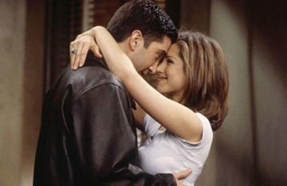 Ross e Rachel ainda estão juntos, o que prova que eles realmente são a lagosta um do outro