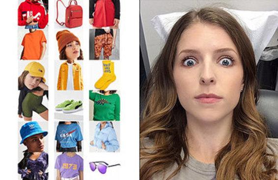 Escolha uma roupa de cada cor e revelaremos o traço dominante da sua personalidade