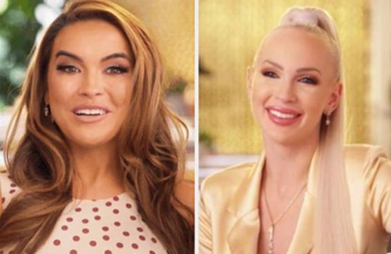 Em Sunset - Milha de Ouro, você seria mais Chrishell ou mais Christine?