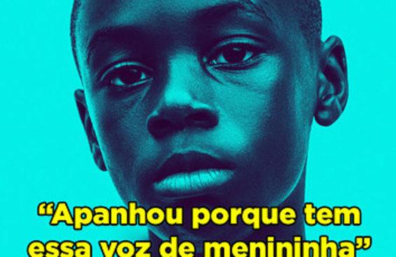 25 frases impactantes que marcaram a infância de meninos gays